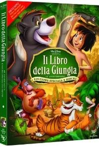 dvd - Le livre de la jungle
