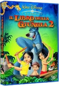 dvd - Le livre de la jungle 2