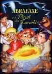 DVD Abrafaxe和加勒比海盗