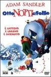 DVD Adam Sandler: åtta nätter av galenskap