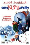 DVD Adam Sandler: osiem nocy szaleństwa