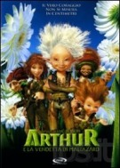 DVD Arthur and Maltazard's Revenge