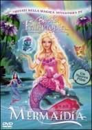Dvd Barbie. Fairytopia. Mermaidia