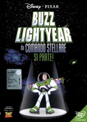 Buzz Lightyear DVD