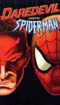 dvd Daredevil tegen Spiderman