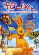 DVD Felix het globetrottende konijntje