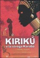 Dvd Kirikù e a bruxa Karabà