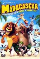 DVD de Madagascar