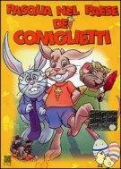 DVD de Pascua en el país de los conejos