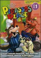 DVD de la casa del monstruo