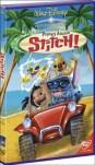dvd Pruebe Stitch nuevamente
