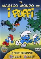 DVD de los Pitufos