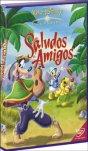 dvd Donald Duck - El cofre de las siete perlas
