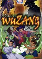 Shaolin Wuzang DVD