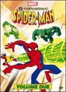Spiderman DVD