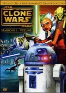 dvd Star Wars Clone Wars - tom 2