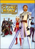 dvd Star Wars Clone Wars - tom 3
