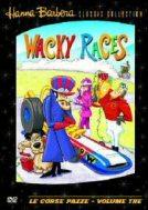 Dvd Wacky Races - Crazy races
