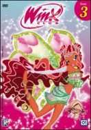 Winx Club dvd