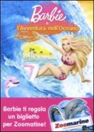 DVD Barbie en het avontuur in de oceaan