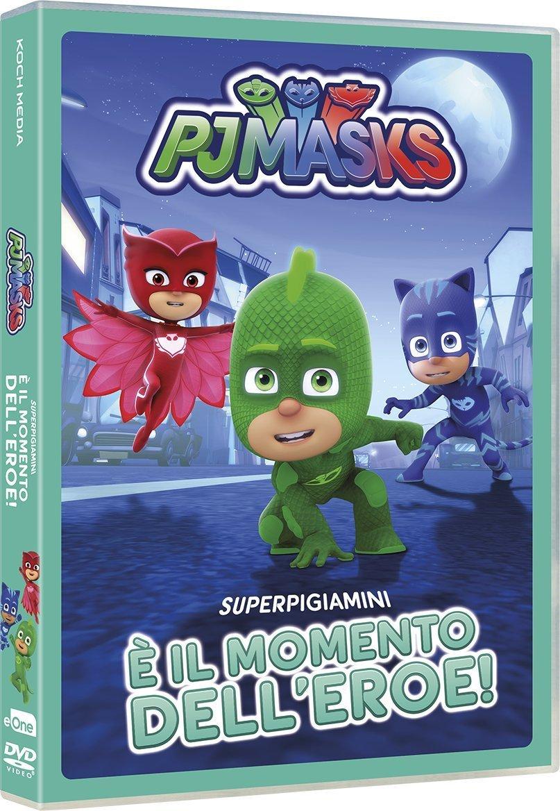 Masques Pj. Super pyjamas. Il est temps pour le héros! (DVD)