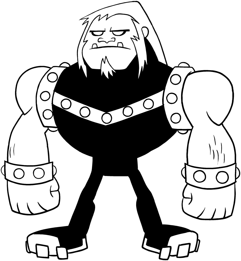 Teen Titans Go Coloring Page Mammoth Of The Teen Titans Go Coloring Pages