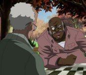 The Boondocks - farfar och farbror Ruckus