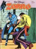 los comics de Zorro