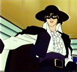 Zorro - japońska kreskówka