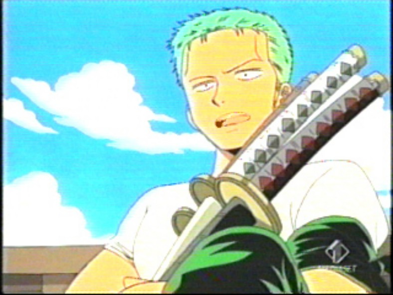 Zoro od One Piece
