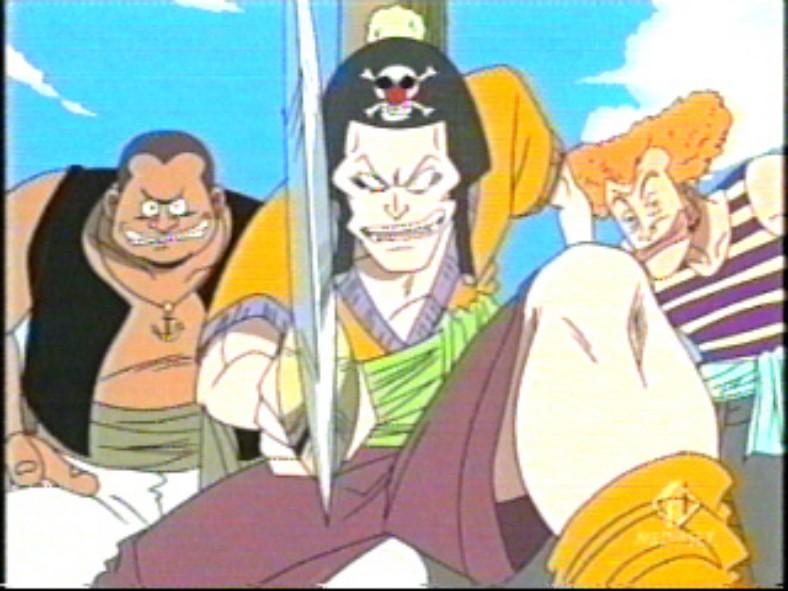 Pirati di One Piece