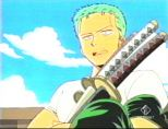 Zoro di One Piece