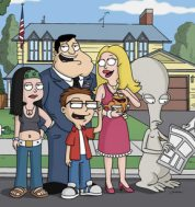 The Smith - American Dad family