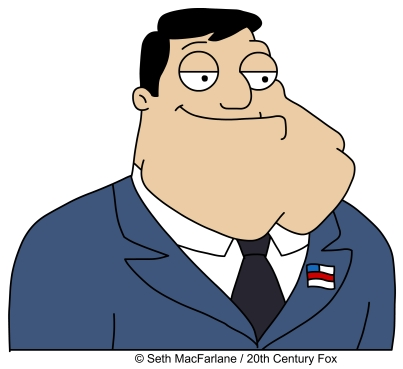 American Dad - Stan Smith