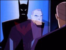 Terry McGinnis i Bruce Wayne