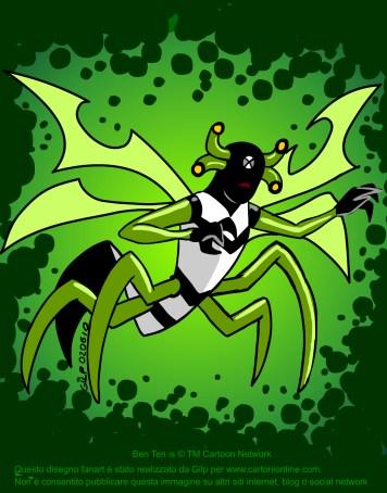 Sting(Stinkfly)的同人设计