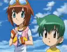 Madoka和Kenta-陀螺金属融合