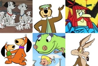 Cartoons of the 60s