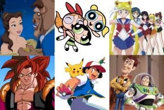 Cartoni animati per anno
