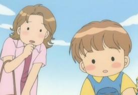 Youhei e sua mamma - Chi casa dolce casa