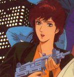City Hunter - Kaori Makimura