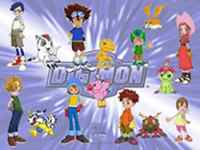 Afbeelding van de Digimon