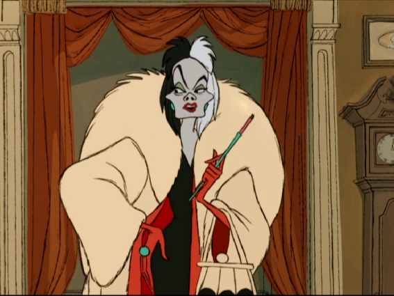 Cruella De mon - The 101 charge
