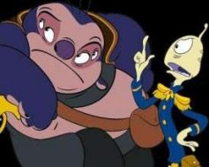Jumba and Pleakley