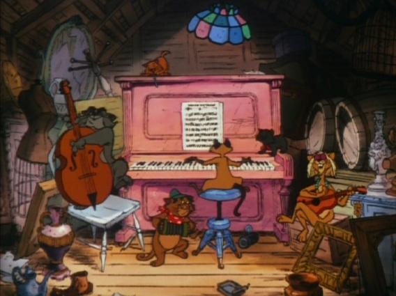Zespół muzyczny Scrat Cat