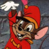 Timothy the mouse