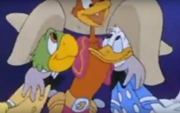 De tre caballerosna