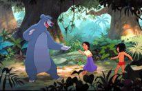 Baloo Shanti och Mowgli
