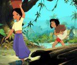 Shanti och Mowgli