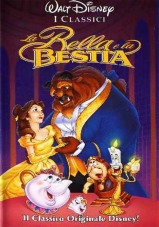 The Italian poster of Beauty and the Beast